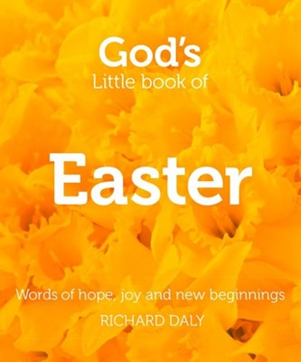 God's Little Book Of Easter (Paperback)
