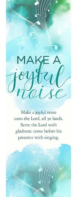 Psalm 100 Bookmark (Pack of 25) (Bookmark)