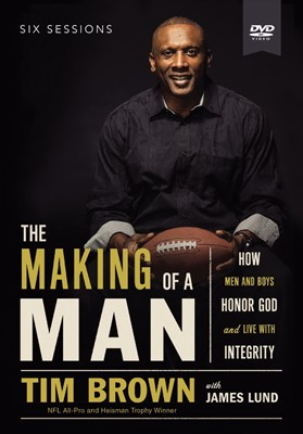 The Making Of A Man: A Dvd Study (DVD Video)