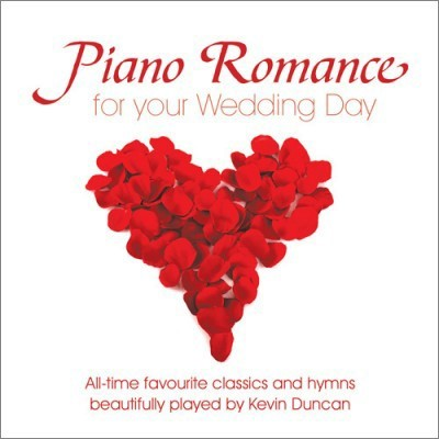 Piano Romance For Your Wedding Day CD (CD-Audio)