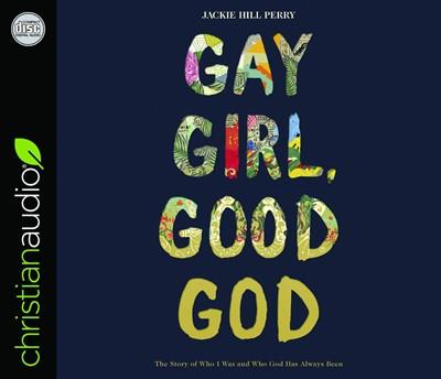 Gay Girl, Good God Audio Book (CD-Audio)