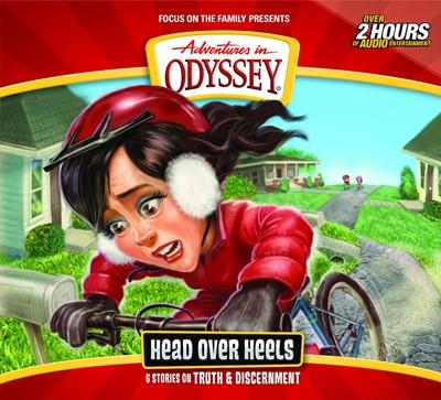 Head Over Heels  CD (CD-Audio)
