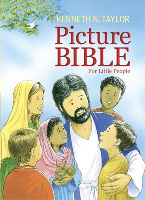 The Picture Bible For Little People (W/O Handle) (Hard Cover)