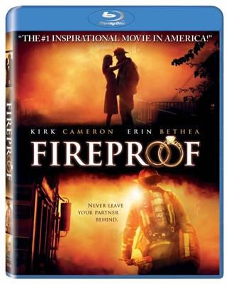 Fireproof Blu-Ray DVD (Blu-ray)