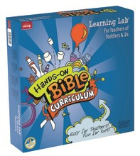 Hands-On Bible Curriculum Toddlers&2s Learning Lab Spring 17 (Mixed Media Product)
