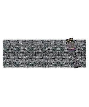 Stone Wall Plastic Backdrop (Other Merchandise)