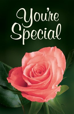 You're Special Tract (Pack Of 25) (Tracts)