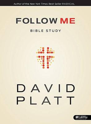 Follow Me Member Book - Adult (Paperback)