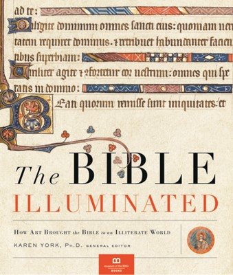 The Bible Illuminated (Hard Cover)