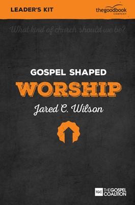 Gospel Shaped Worship Leader's Kit (Mixed Media Product)