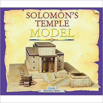 Solomon'S Temple Model (Mixed Media Product)