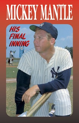 Mickey Mantle (Pack Of 25) (Tracts)