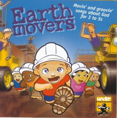 Earth Movers: CD (Paperback)
