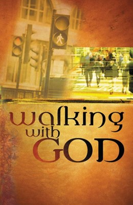 Walking with God (Pack of 10) (Booklet)