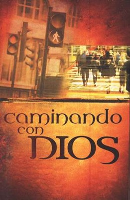 Walking With God (Spanish)  Pack of 10 (Booklet)