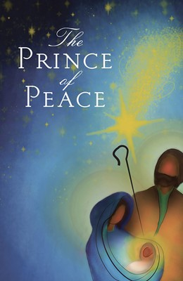 The Prince Nativity Christmas Bulletin (Pkg of 50) (Loose-leaf)