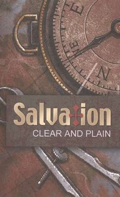 Salvation Clear and Plain  (Pack of 10) (Booklet)