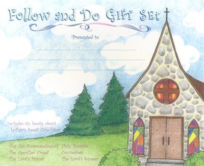 Follow And Do Boxed Gift Set (Pack Of 6) (Poster)