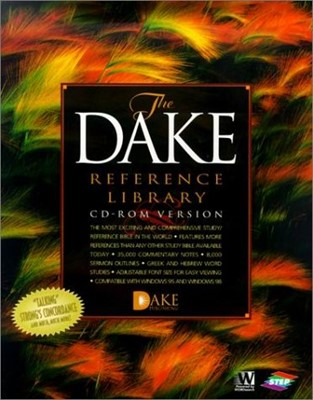 Dake Reference Library On CDRom (CD-Rom)