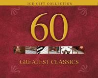 60 Greatest Classics 3CD (CD-Audio)