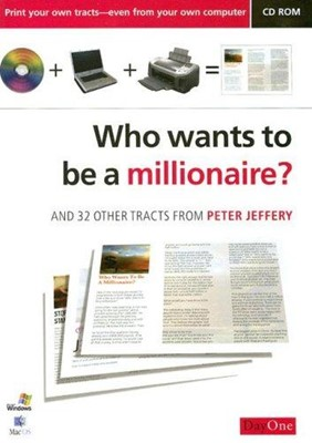 Who wants to be a millionaire CD of tracts (CD-Audio)