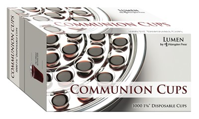 Communion Cups 1 3/8
