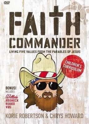 Faith Commander Children'S Curriculum (DVD)