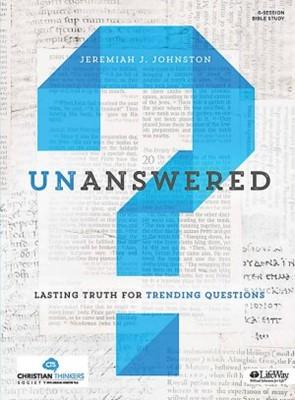 Unanswered Bible Study Book (Paperback)