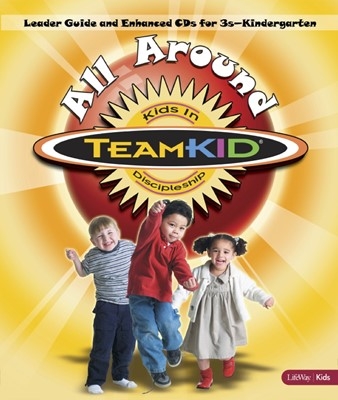 TeamKid All Around Leader Guide & CD (Paperback/CD Rom)