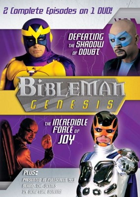 Bibleman Genesis Vol. 2: Defeating The Shadow Of Doubt / The (DVD Video)