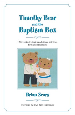 Timothy Bear And The Baptism Box (Paperback)