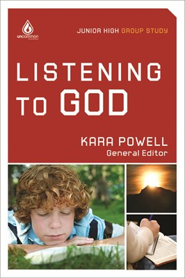 Listening To God: Junior High Group Study (Paperback)
