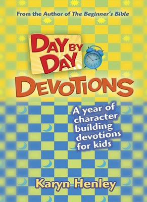 Day By Day Devotions (Paperback)