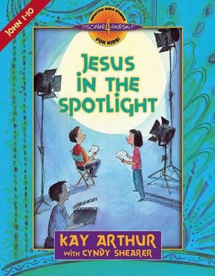 Jesus In The Spotlight (Paperback)