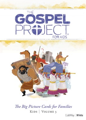 Gospel Project For Kids: Big Picture Cards, Spring 2019 (Cards)