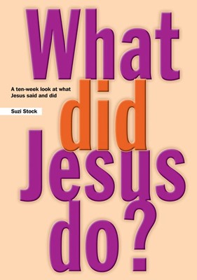 What Did Jesus Do? (Paperback)