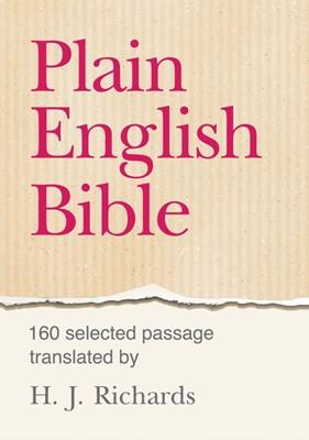 The Plain English Bible (Paperback)