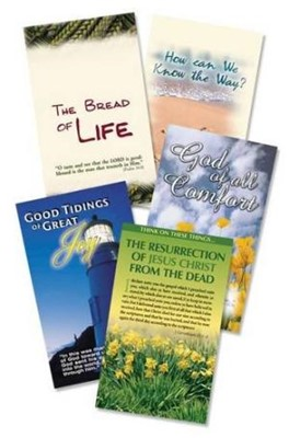 Theme Tracts: Mixed Set Of 250 (Booklet)