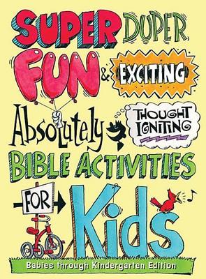 Super Duper Fun Activity Book (Paperback)