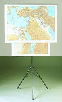 Abingdon Class Map Tripod Only (Miscellaneous Print)