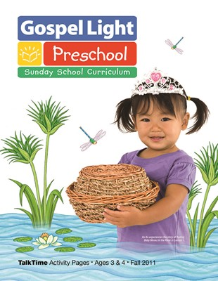 Preschool Talktime Activity Pages Ages 3 & 4 Fall 2011 (Other Book Format)