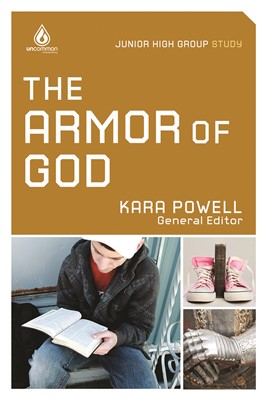The Armor Of God: Junior High Group Study (Paperback)