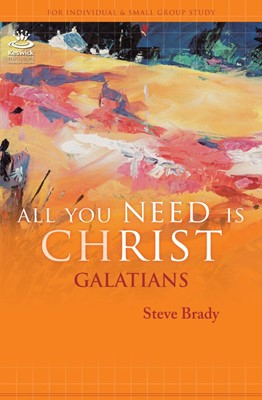 All You Need Is Christ (Paperback)