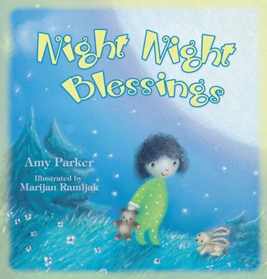 Night Night Blessings (Board Book)