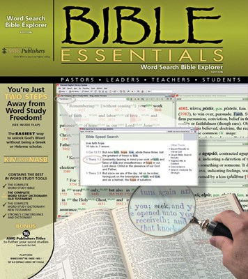 Bible Essentials (CD-Rom)
