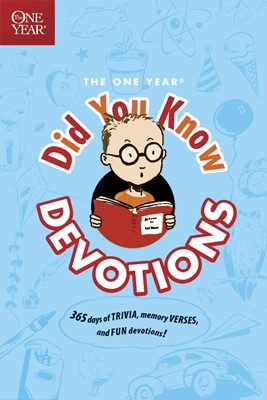 The One Year Did You Know Devotions (Paperback)