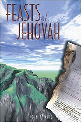 Feasts Of Jehovah (Paperback)