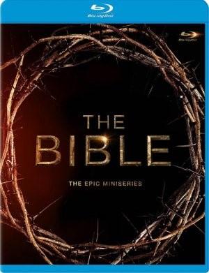 Bible Mini Series, BluRay DVD (DVD)