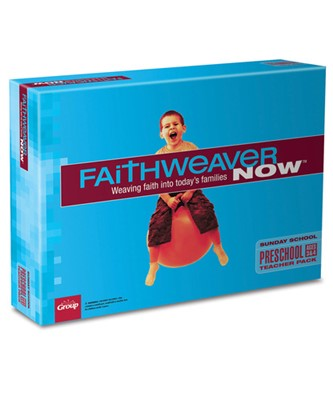 FaithWeavers Now Preschool Teacher Pack Spring 2017