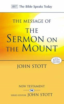 The BST Message of Sermon on the Mount (Paperback)